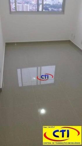 Imagem 1 de 30 de Apartamento Para Venda Ou Locação, Centro, São Bernardo Do Campo. - Ap2150
