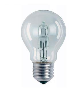 Lámpara Gota Clara 12 V 40 W E27 Luz Cálida Interelec