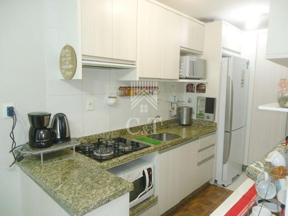 Apartamento 2 Dormitórios + 1 Vaga Em Camboriú - 1532