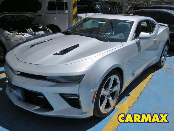 Chevrolet Camaro Ss Aut 2018 Financio Y Permuto Con Carro