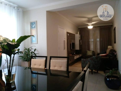 Casa Com 4 Dormitórios À Venda, 170 M² Por R$ 800.000 - Jardim Independência - São Vicente/sp - Ca1070