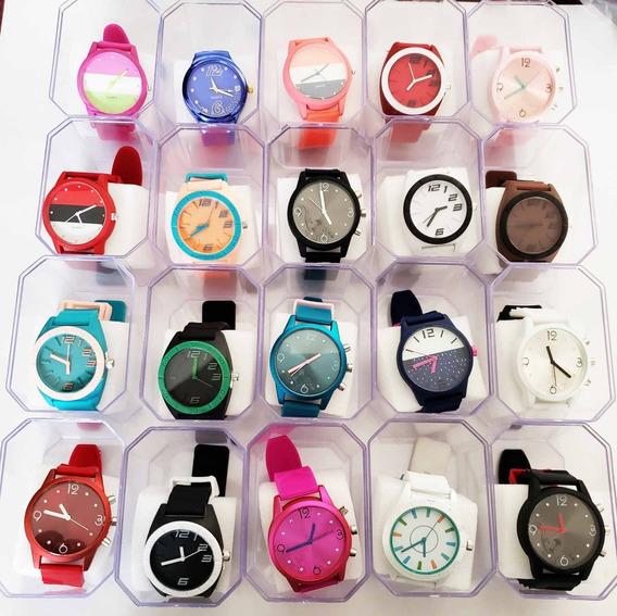 Promoção 10 Relógios Feminino Atacado Revenda Lote + Caixa