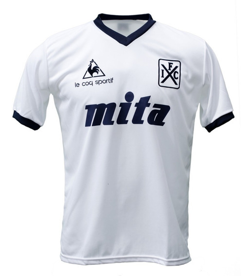 Camiseta Independiente Suplente Retro Mitas 1987 #10