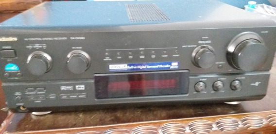 Home Theater 5.1 Reiciver Digital Techinis 110 Volts