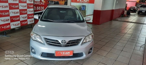 Toyota Corolla 2013 1.8 16v Xli Flex 4p