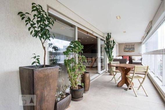 Apartamento Alto Padrão Em São Caetano Do Sul - Jardim Santo Antonio - 4 Vagas De Garagem - 318m² Au - - Ap7416