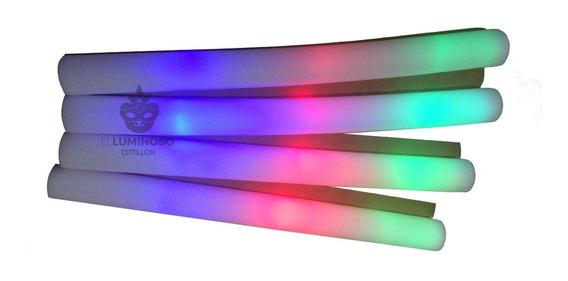 Cotillon Luminoso 25 Barras Rompecoco Multicolor Led!