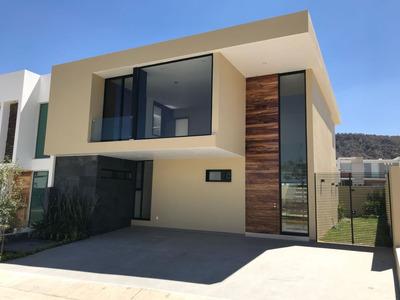 Residencia Nueva Coto Bonsai En Los Robles Residencial