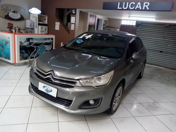 Citroen C4 Lounge Exclusive 1.6 Thp (aut) Gasolina Automát