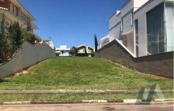 Terreno À Venda, 357 M² Por R$ 485.000,00 - Condomínio Lago Da Boa Vista - Sorocaba/sp - Te0853