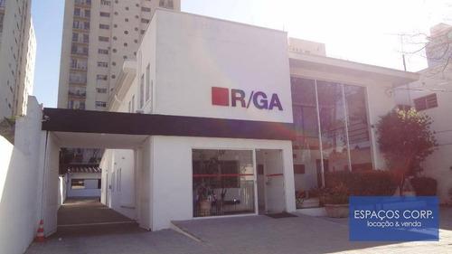 Casa Para Alugar, 497m² - Jardim América - São Paulo/sp - Ca0031