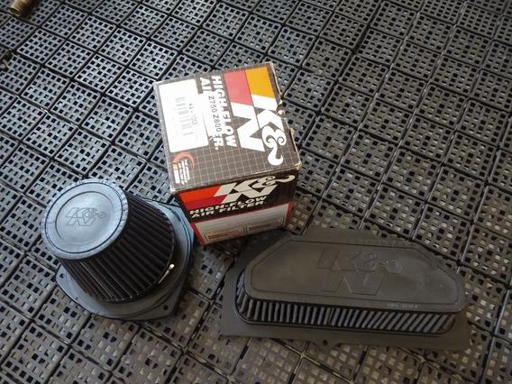 Filtro Ar Esportivo K&n Gsx750f / Bandit650