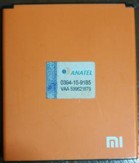 Bateria Xiaomi Bm44 3.8v Original Seminova - Redmi 2
