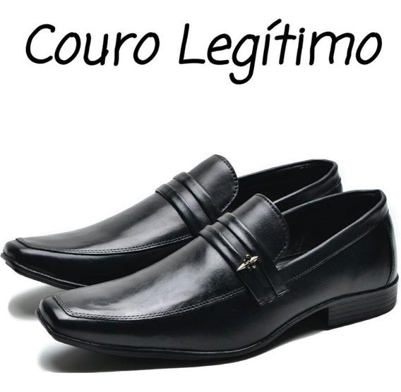 Sapato Social Mocassim Masculino Casual