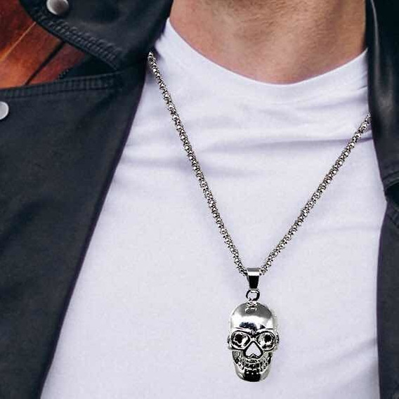 Pack De 3 Collares Calavera Crick