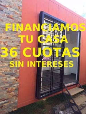 En 36 De $8000 Pesos(vivienda 2 Dormitorios)..
