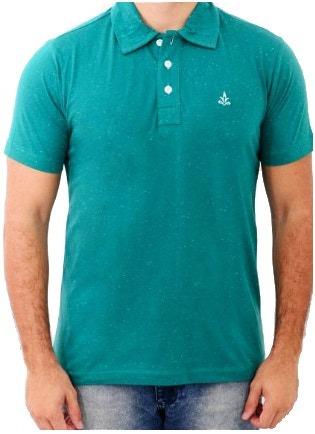 Camisa Polo Barrocco Verde