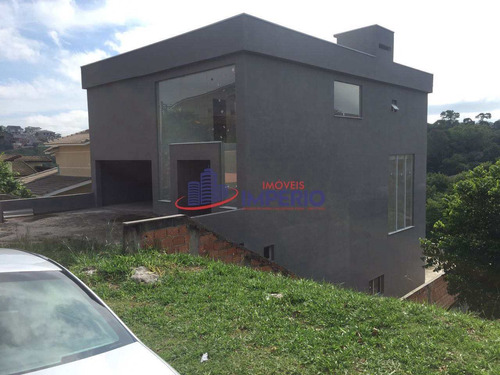 Casa De Condomínio Com 4 Dorms, Jardim Imperial Hills Iii, Arujá - R$ 1.8 Mi, Cod: 6499 - V6499