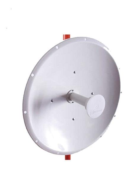 Antena Parabólica Direccional Netpoint Np-2 4.9-6.2 Ghz 34 D