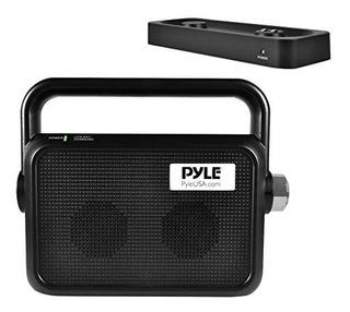 altavoz De Tv Inalámbrica Pyle | Soundbox Televisión Po