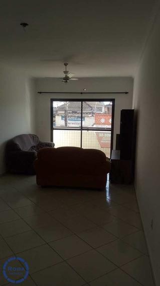 Apartamento Com 2 Dorms, Catiapoa, São Vicente - R$ 350 Mil, Cod: 16718 - V16718