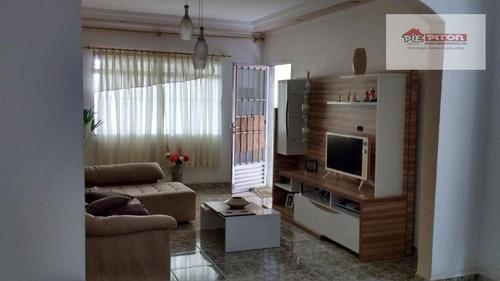 Imagem 1 de 20 de Sobrado À Venda, 90 M² Por R$ 450.000,00 - Cangaíba - São Paulo/sp - So1849