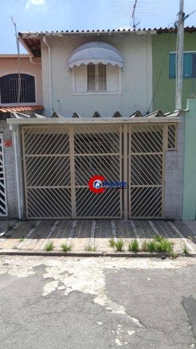 Sobrado À Venda, 99 M² Por R$ 370.000,00 - Jardim Santa Mena - Guarulhos/sp - So1781