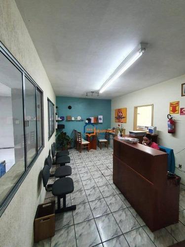 Sobrado À Venda, 400 M² Por R$ 900.000,00 - Vila Baruel - São Paulo/sp - So0741