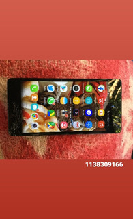 Huawei P8 Lite Astillado
