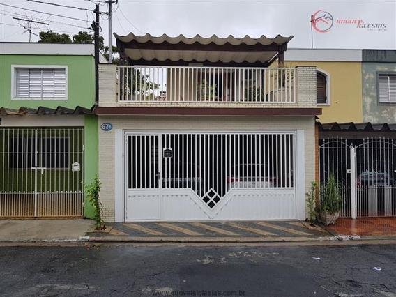 Sobrados À Venda Em Guarulhos/sp - Compre O Seu Sobrados Aqui! - 1455100
