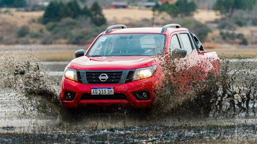 Nissan Frontier Xgear 4x4 At 190cv En Stock Y Financiada!