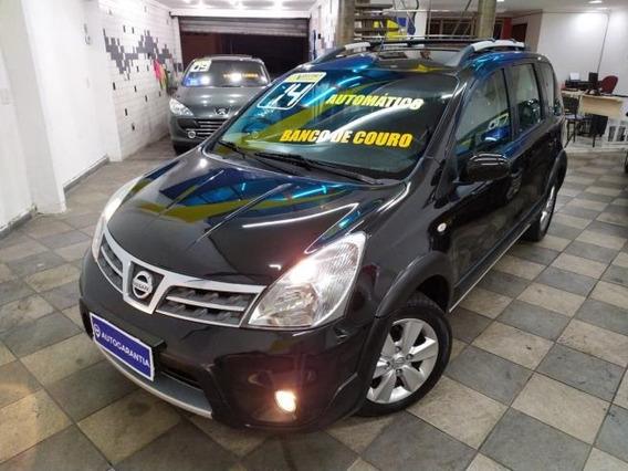 Nissan Livina X-gear Sl 1.8 16v (flex) (aut) 2014