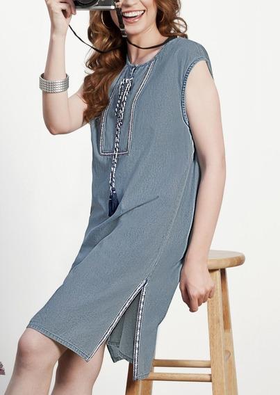 Vestido Azul 1267693