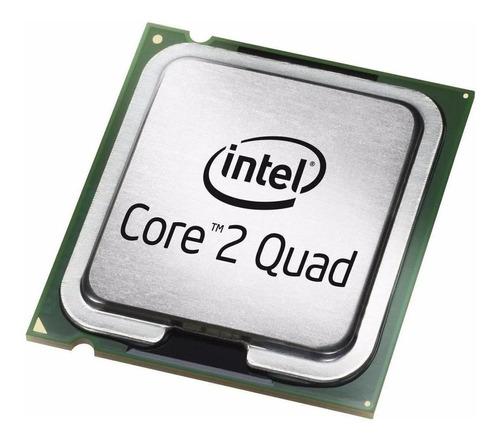 Processador Intel Core 2 Quad Q8400 AT80580PJ0674ML de 4 núcleos e 2.6GHz de frequência