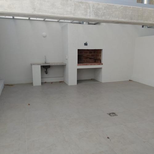 Imagen 1 de 14 de Venta Apartamento 1 Dormitorio Con Patio. Parrillero, Centro
