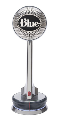 Blue Nessi Micrófono De Escritorio Usb Con Soporte