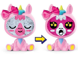 Animalitos Zequins Original Wabro Unicornio. Mejor Precio!