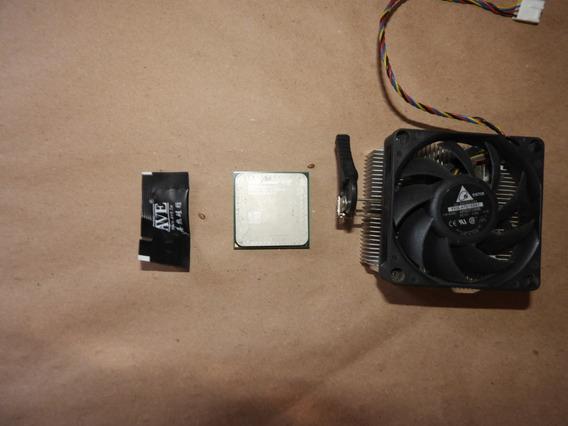Athlon X4 630 - 4 Cores - Am3 + Cooler - Perfeito