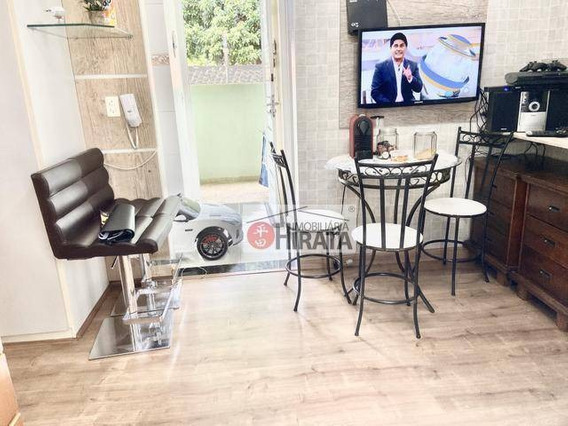 Apartamento Com 1 Dormitório À Venda, 35 M² Por R$ 147.000 - Taquaral - Campinas/sp - Ap2279