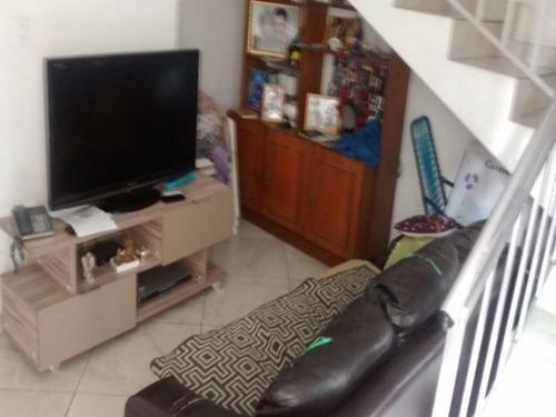 Casa Duplex Reformadíssima 2 Com Quartos  Garagem, 67m²  -  Piedade - Aec2297