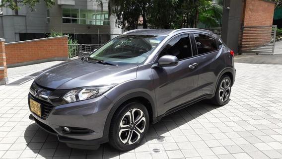 Honda Hr-v Exl Awd Cvt Full Equipo 4x4 Unico Dueño