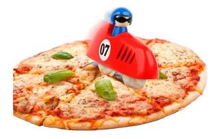 Cortador De Pizza Auto Carrera