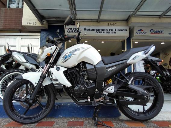 Yamaha Fz16 Modelo 2013 Al Día ¡traspasos Incluídos!