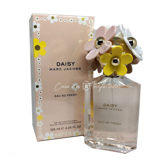 Marc Jacobs Daisy Eau So Fresh 125ml | Original + Amostra
