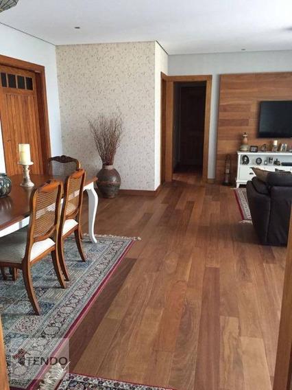 Apartamento 150 M² - 3 Dormitórios - 2 Suítes - Vila Gilda - Santo André/sp - Ap1029