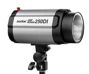 Flash Greika Godox 250di 250w 110v Ou 220v