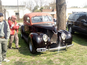 Ford 1938 Coupe Club