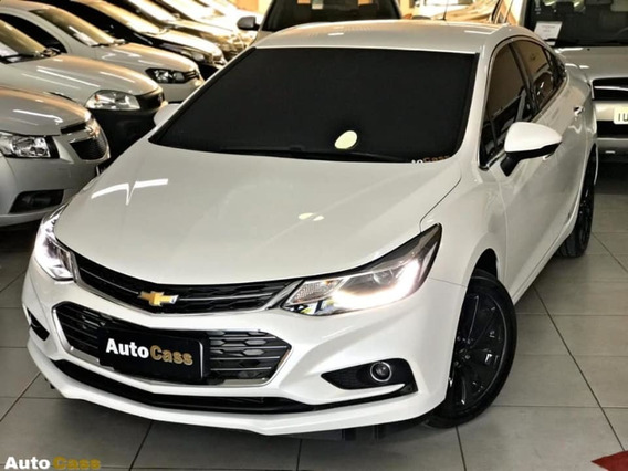 Gm Cruze Ltz Turbo 1.4 Top! Até 100% Financiado! Unico Dono!