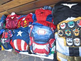 Fardo De Disfraces De Superheroes Niño