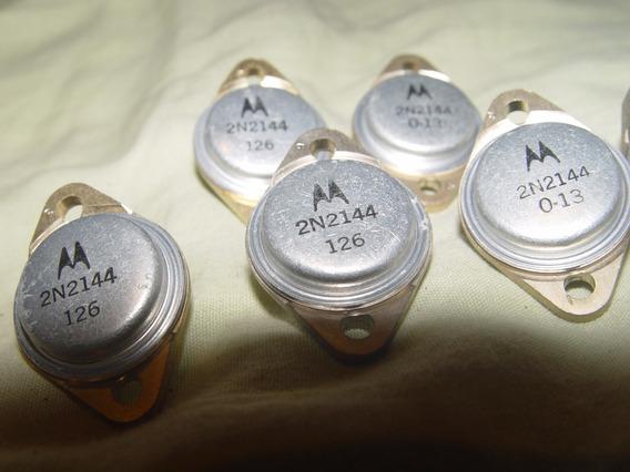 Transistor 2n2144 Germânio Rarissimo